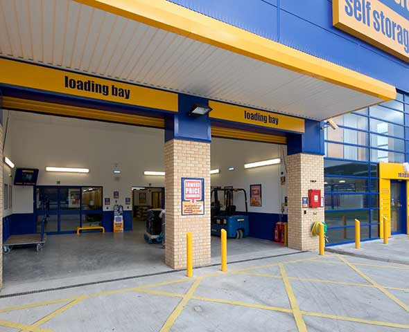 Self Storage In Bolton 50 Off For 8 Weeks At Safestore