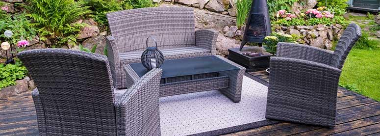 Storing Garden Furniture